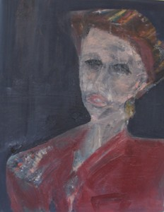 Portrait of Sue by Maria Emilov