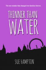 Cover for Thinner Than Water
