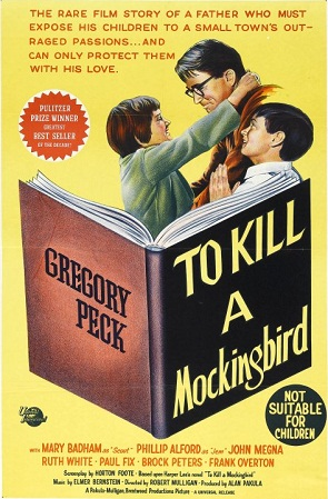 To Kill a Mockingbird_poster