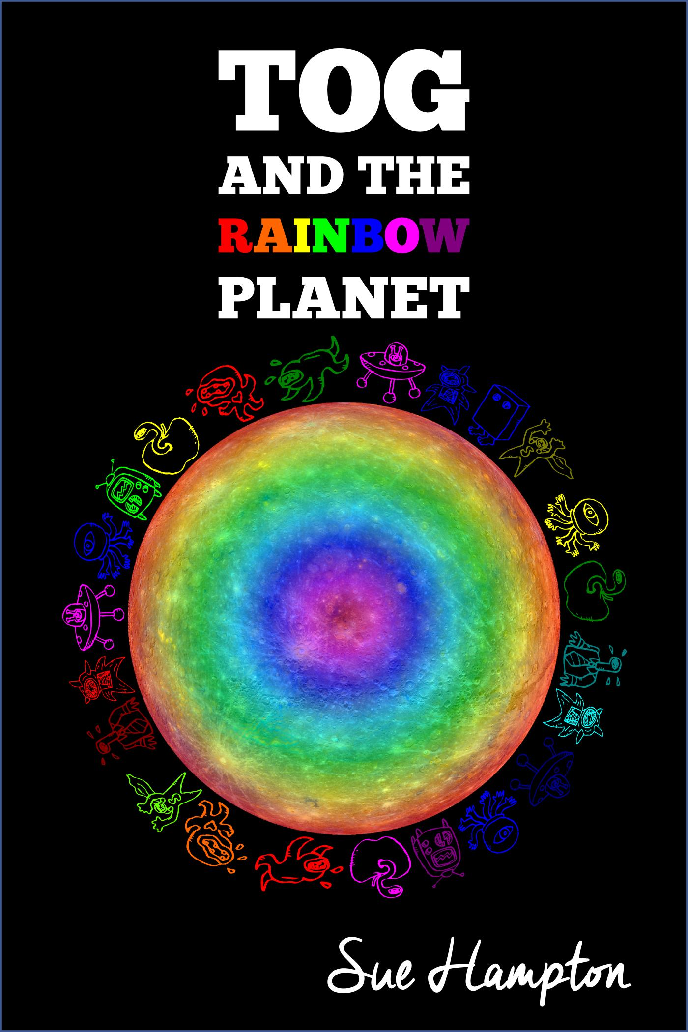 Tog And The Rainbow Planet cover