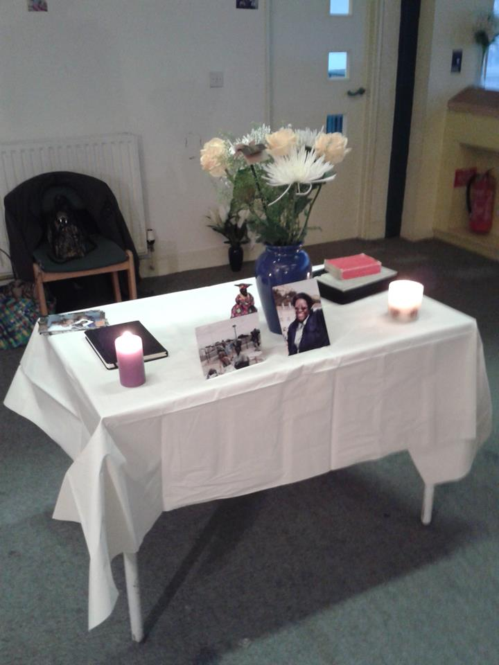 Frieda altar complete